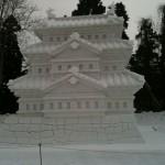 雪製 弘前城