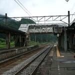 JR碇ヶ関駅1